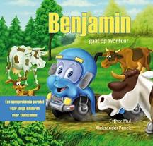Benjamin gaat op avontuur