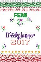 FEM weekplanner 2017